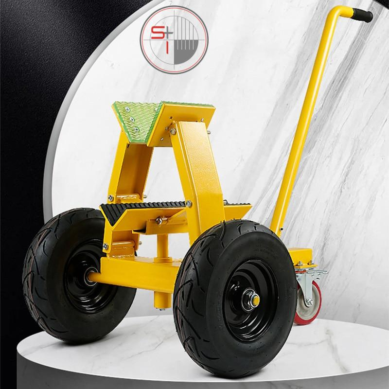 Marble Handling Carrying Trolley For Transportation  Heavy-duty & Mobile