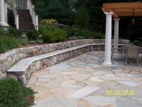 Outdoor Fire Pit Design - New Jersey Stonetown Construction