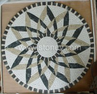 Marble Mosaic - Simple Marble Mosaic, Complex Marble ...
