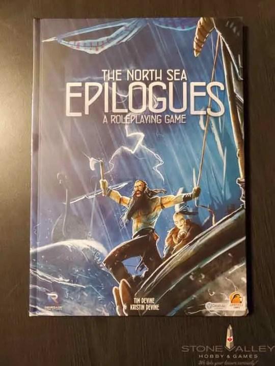 The North Sea Epilogues