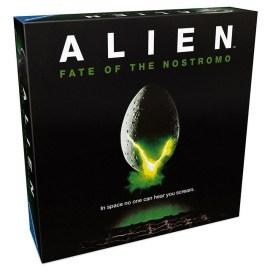 alien fate of the nostromo temp