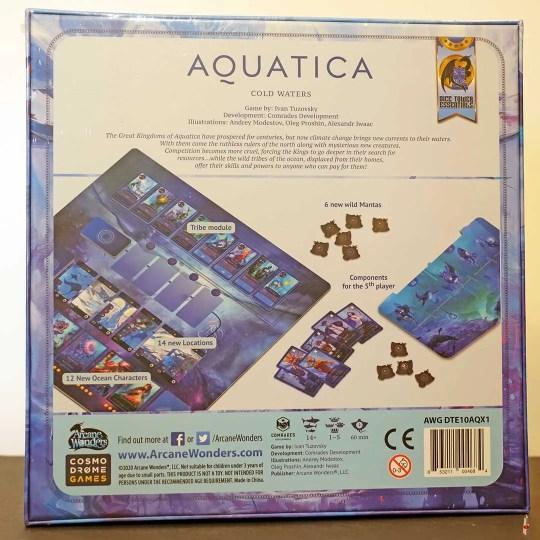 aquatica cold waters back