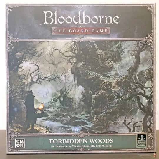 bloodborne forbidden woods front