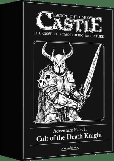 escape dark castle cult of death knight temp