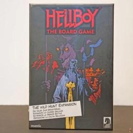 hellboy board game wild hunt front