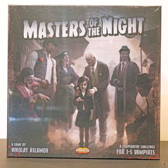 masters of the night front