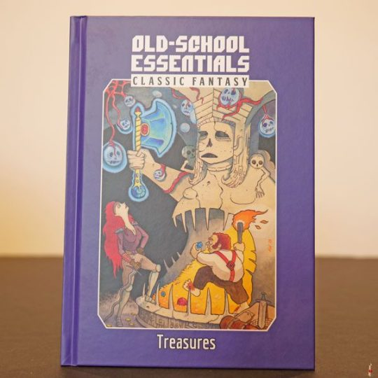 ose classic treasures front