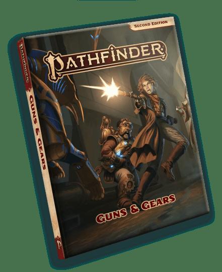 pathfinder 2e guns gears temp