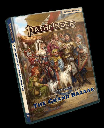 pathfinder 2e lost omens grand bazaar temp