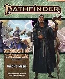 pathfinder 2e strength of thousands 1 kindled magic temp