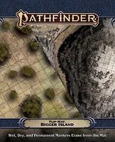 pathfinder flip mat bigger island temp