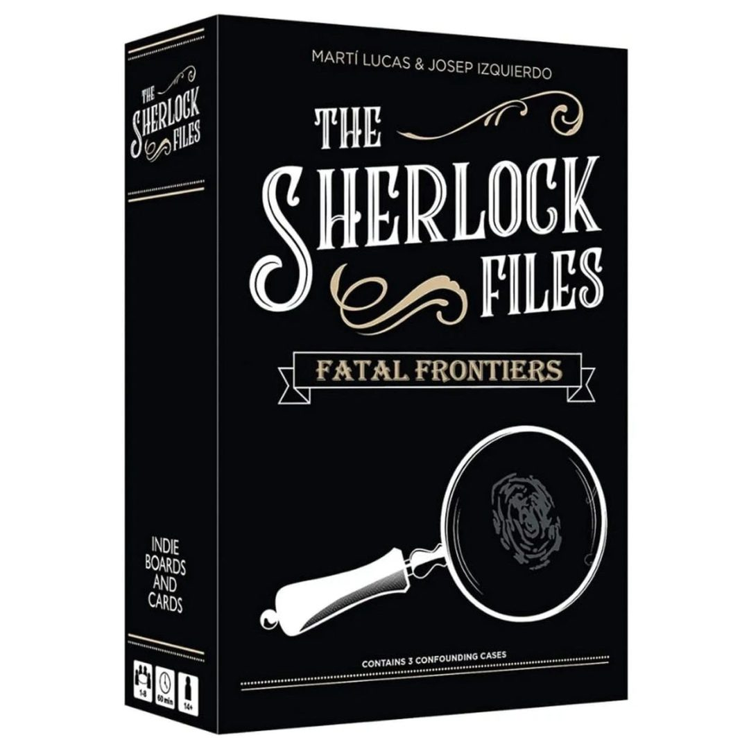 sherlock files IV fatal frontiers temp