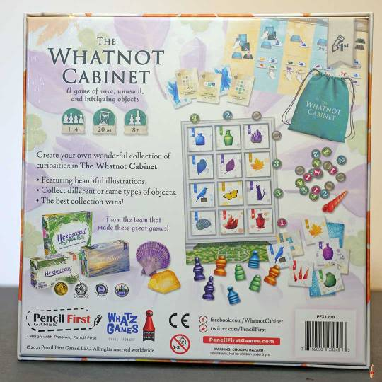 the whatnot cabinet back