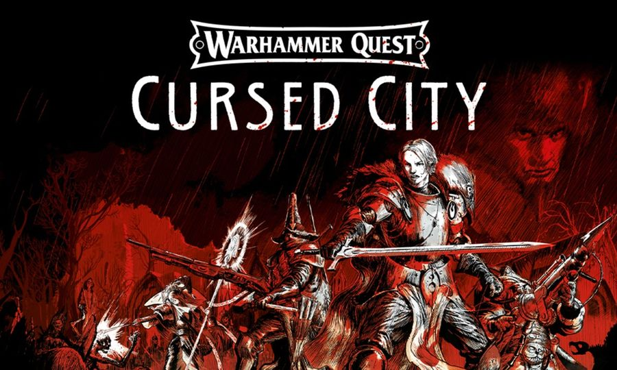 warhammer quest cursed city temp