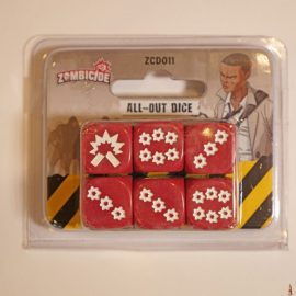 zombicide 2e all out dice front