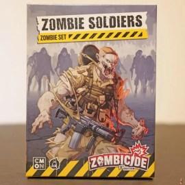 zombicide 2e zombie soldiers set front