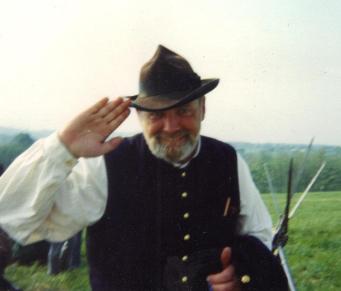 Ken Mink, Co A 4th VA