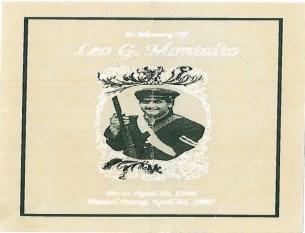 Leo Montalto, Co A 5th VA