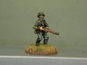SS Infantry