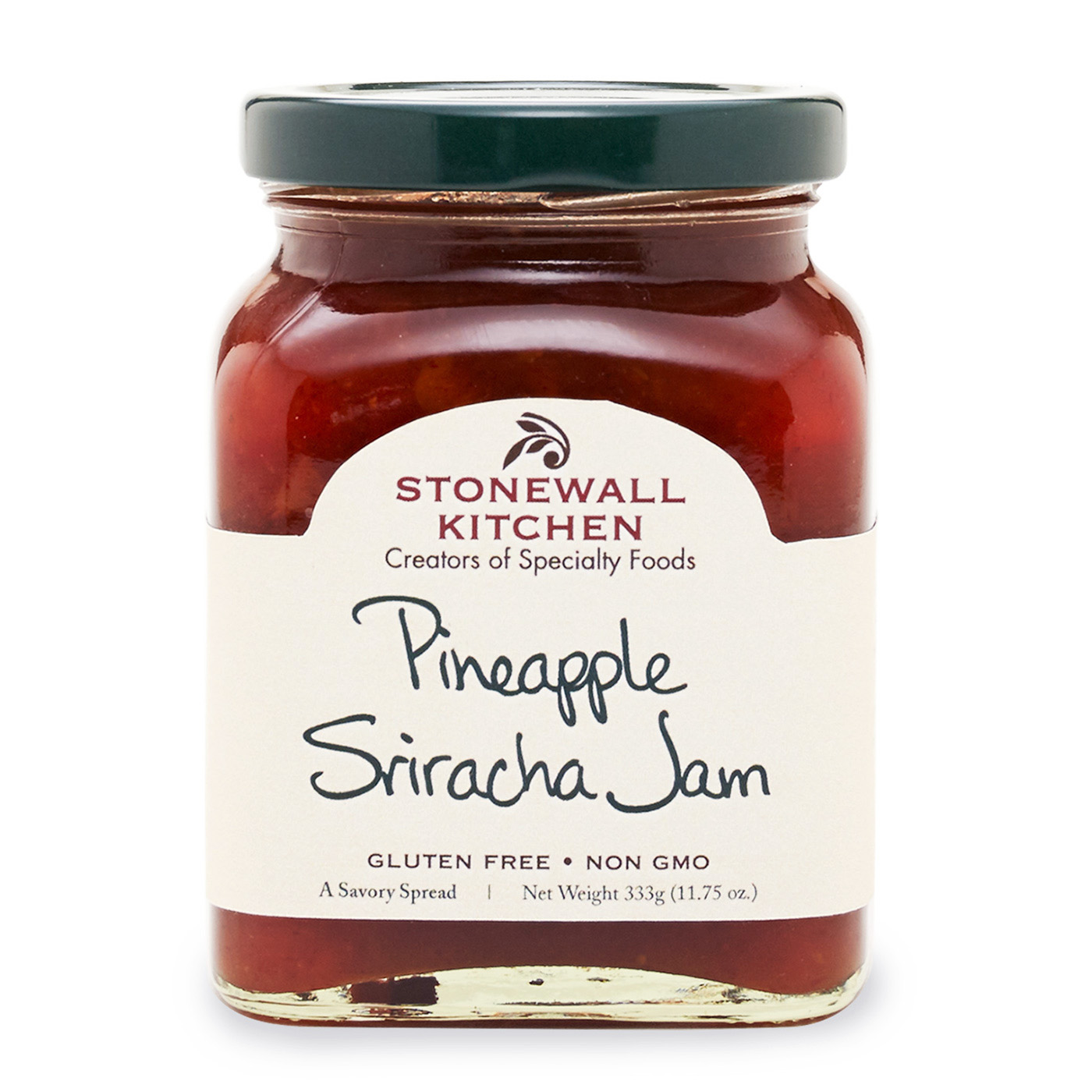 stonewall kitchen jam 36 inch curtains pineapple sriracha jams preserves and spreads