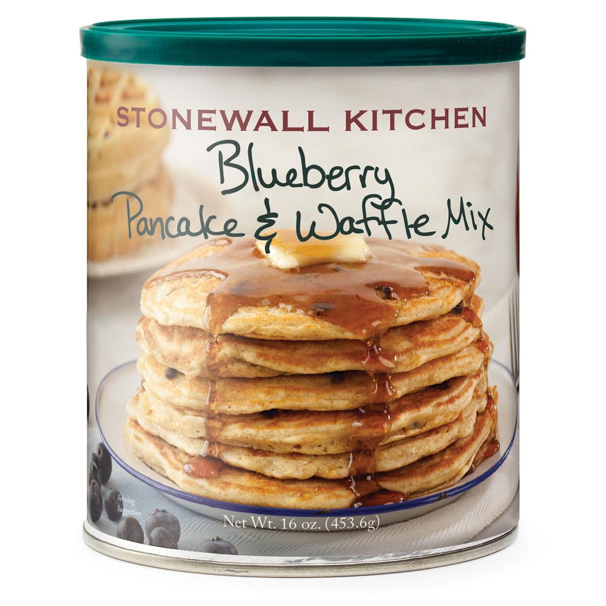 Blueberry Pancake  Waffle Mix  Pancakes  Syrups