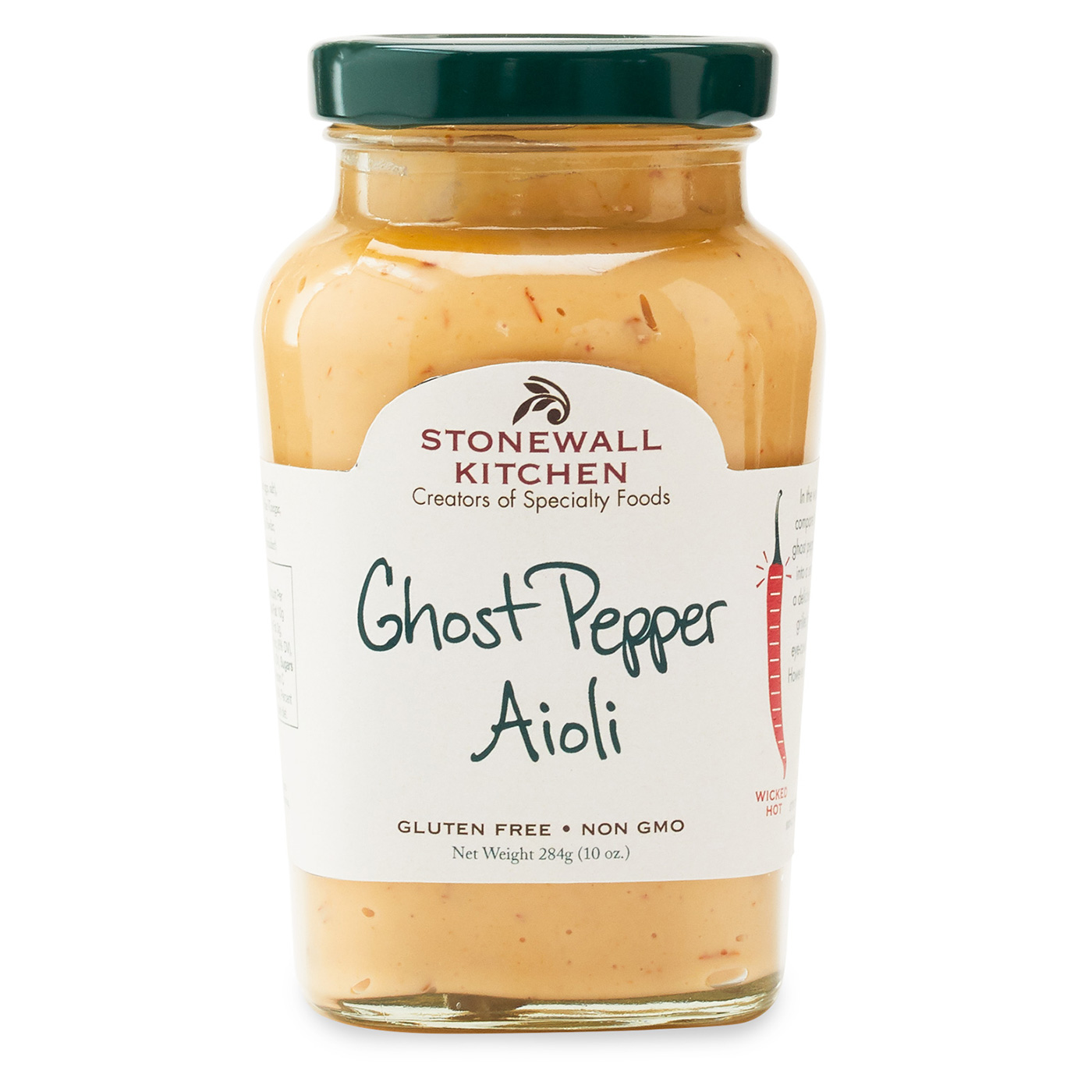 stonewall kitchen aioli complete outdoor kits ghost pepper