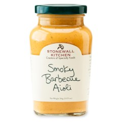 Stonewall Kitchen Aioli Portable Counter Smoky Barbecue | Condiments
