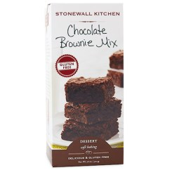 Stonewall Kitchen Free Shipping Aluminum Cabinets Gluten Chocolate Brownie Mix | Baking Mixes ...