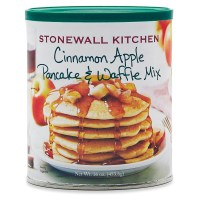 Cinnamon Apple Pancake & Waffle Mix   Pancakes & Syrups ...