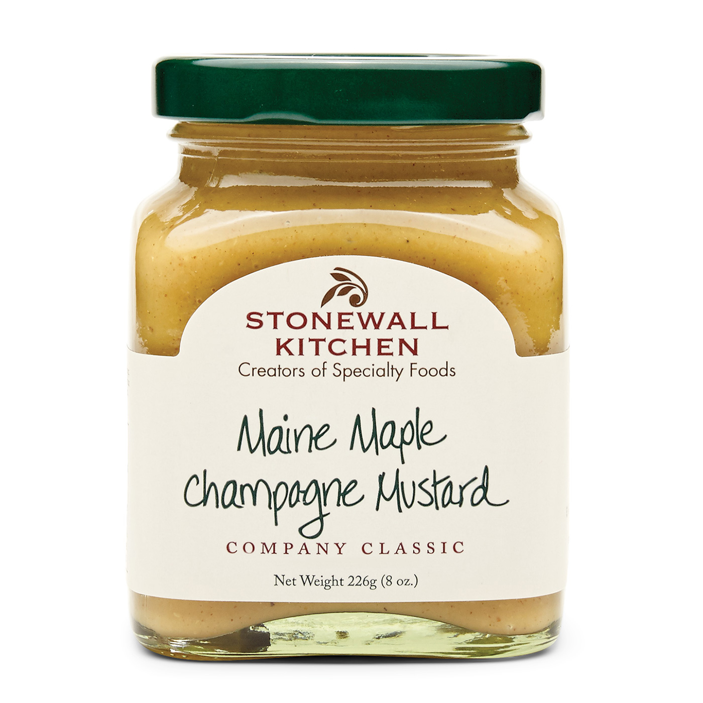 stonewall kitchen free shipping nook lighting maine maple champagne mustard condiments