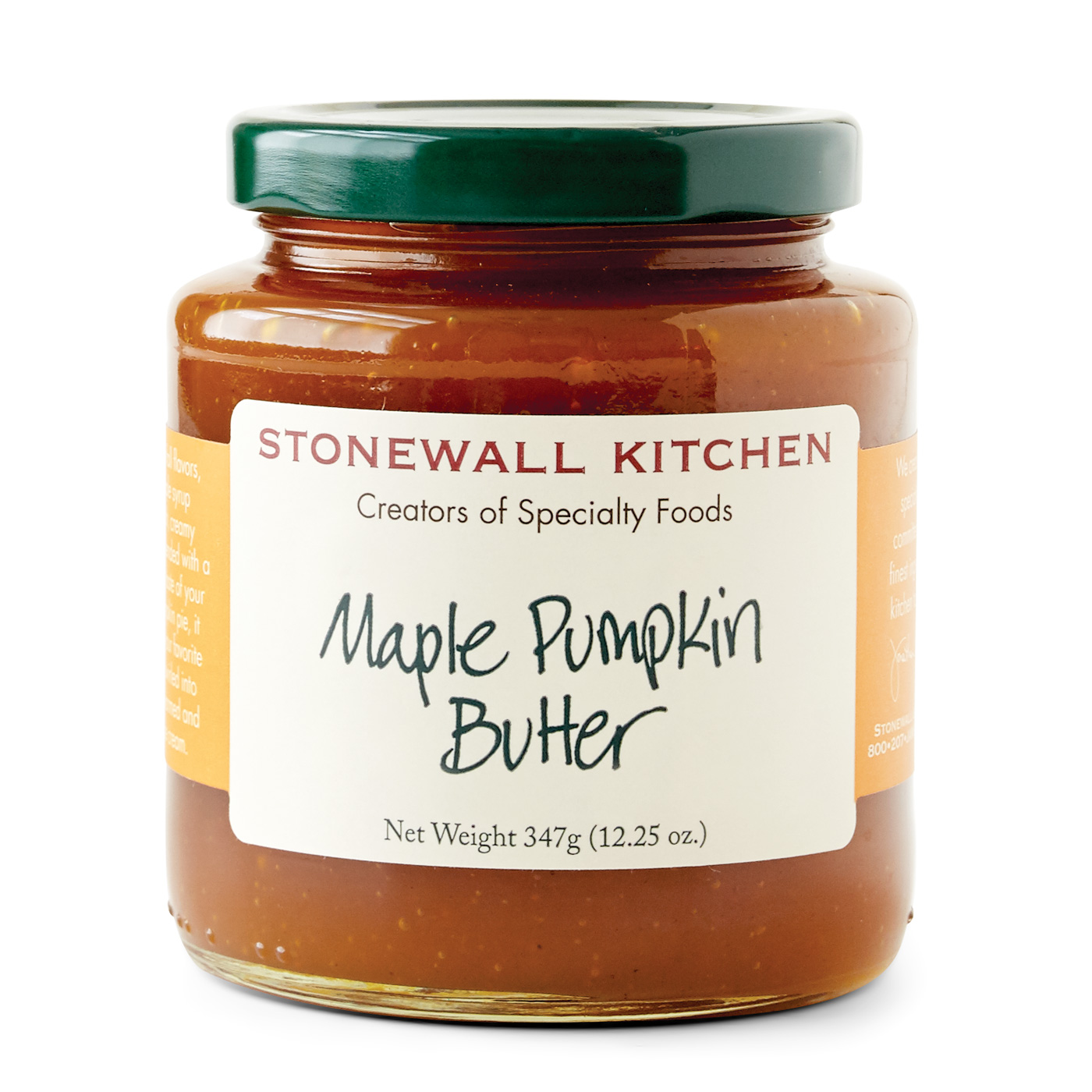 Maple Pumpkin Butter  Jams Preserves  Spreads