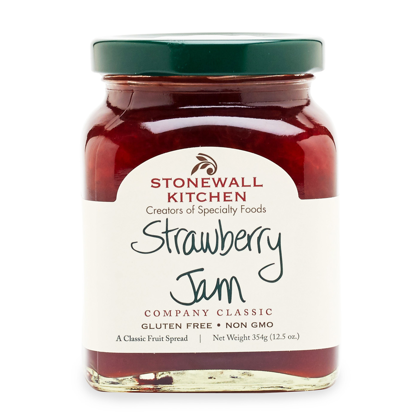 stonewall kitchen com aid oven strawberry jam jams preserves and spreads