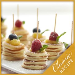 Stonewall Kitchen Pancake Mix Aid Products Mini Stacks | Recipes