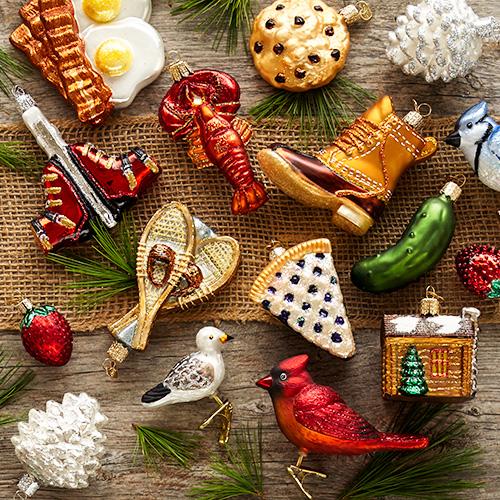2017 Holiday Ornaments  Stonewall Kitchen