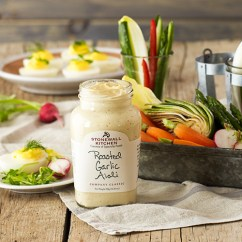 Stonewall Kitchen Aioli Wall Storage Aiolis Mayo
