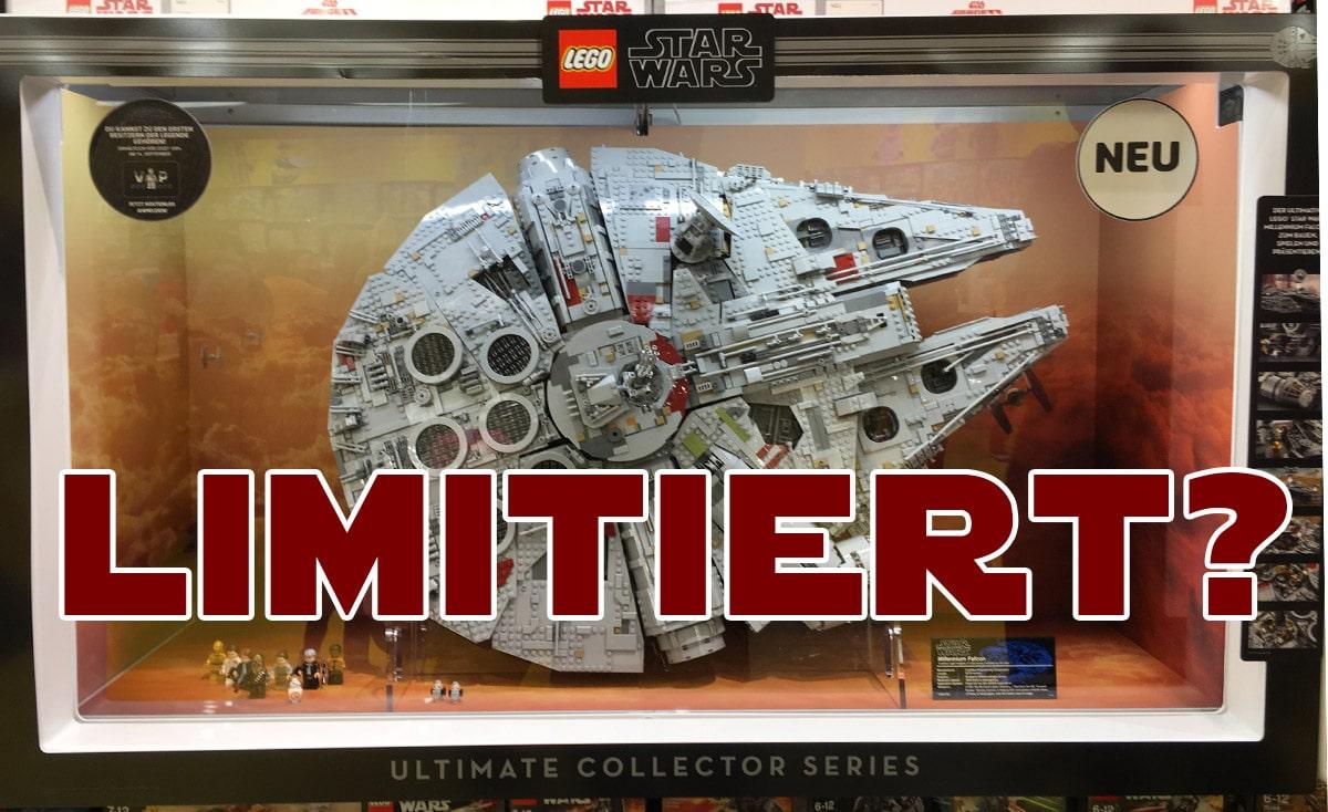 Lego 75192 Ucs Millennium Falcon Limitiert Was Ist Dran