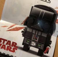 LEGO 41619 Star Wars BrickHeadz: Darth Vader aufgetaucht!