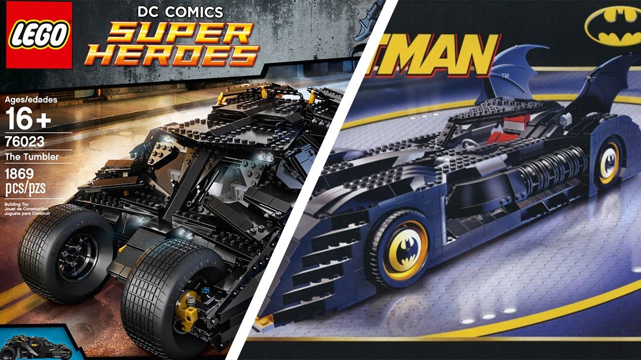 Lego 76139 Batman Fahrzeug Das Ist Bisher 252 Ber Der D2c