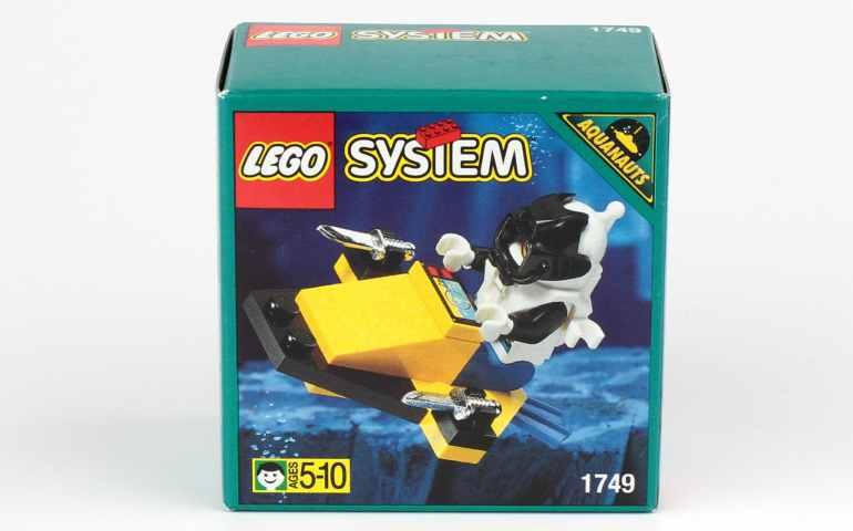 LEGO Aquanauts 1749
