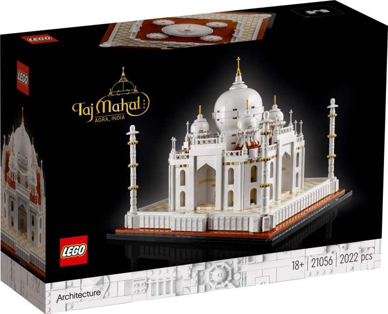 LEGO Architecture 21056 Taj Mahal 47