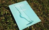 Hoad book cover on grass