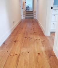 Pumpkin Pine Flooring - Plank NY MA CT NH