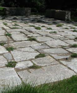 granite pavers new reclaimed