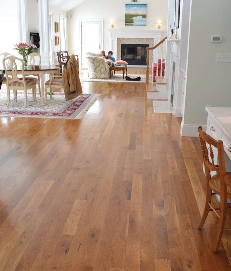 White Oak Flooring Nantucket Cape Cod