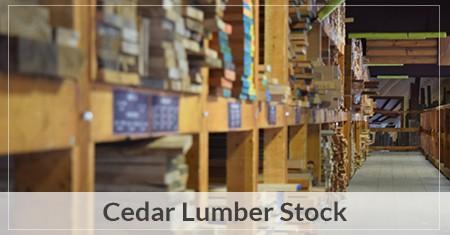 2×4 Cedar Lumber Prices