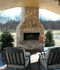 Outdoor Fireplaces - DIY Kits & Plans | Cape Cod MA RI ...