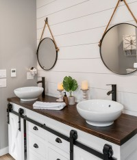 Shiplap Primed Pine Paneling | White Wood Wall Panels