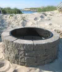 Cape Cod Fire Pits | Wood Burning Fire Pit Kit | Nantucket ...