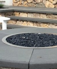 Lava Rock for Gas Fire Pits - Fire Pit Supplies Cape Cod