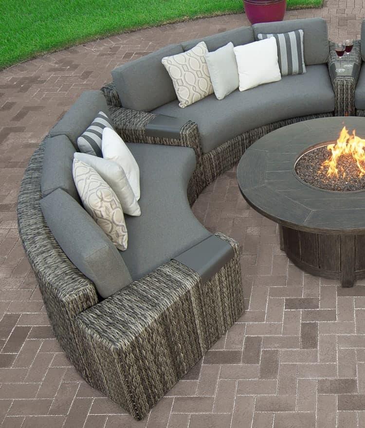 orsay curved sofa ebel furniture